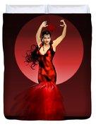 Carmen Amaya Duvet Cover