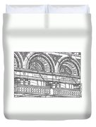 Carnegie Hall Duvet Cover