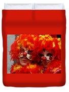 Carnevale Di Venezia 100 Duvet Cover