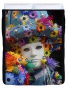 Carnevale Di Venezia 97 Duvet Cover