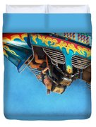 Carnival - Ride - The Thrill Of The Carnival  Duvet Cover