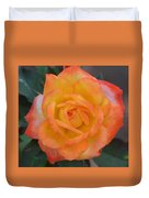 Caroty Splendor - Rose Duvet Cover