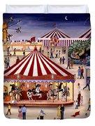 Carousel 90 Duvet Cover