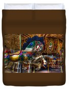 Carousel Beauty Ready To Roll Duvet Cover