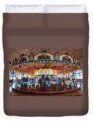Carousel Ride Duvet Cover