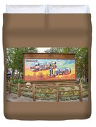 Cars Land Duvet Cover