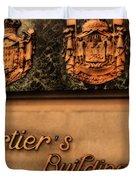Cartier Jewellery Duvet Cover