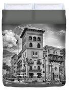 Casa Monica Hotel  Duvet Cover