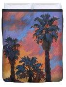 Casa Tecate Sunrise Duvet Cover