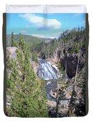 Cascade Canyon Duvet Cover