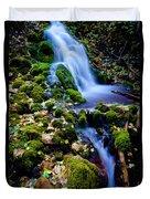 Cascade Creek Duvet Cover