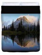 Cascade Mirror Duvet Cover