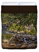 Cascading Creek Duvet Cover