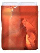 Cascading Light Duvet Cover