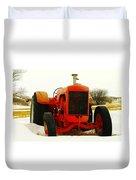 Case Tractor Duvet Cover