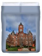 Cass County Courthouse Duvet Cover