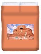 Castel Sant'angelo Duvet Cover