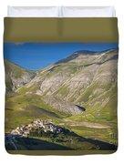 Castelluccio Duvet Cover