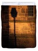 Casting Shadows Duvet Cover