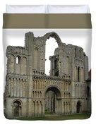 Castle Acre Abbey Duvet Cover