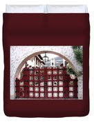 Castle Gate Duvet Cover