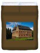 Castle In A Dutch Country Duvet Cover
