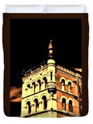 Louisville Kentucky Old Fort Nelson Building Duvet Cover