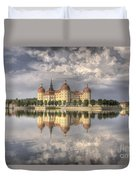 Castle In The Air Duvet Cover