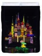 Castle Lantern Duvet Cover