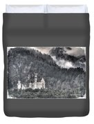 Castle Neuschwanstein  Duvet Cover