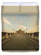 Castle Sant'angelo Duvet Cover