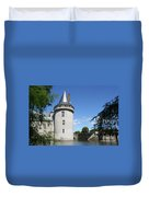 Castle Sully Sur Loire - France Duvet Cover