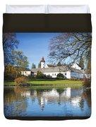 Castle Velke Losiny Duvet Cover