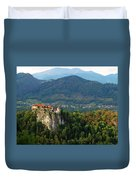 Castle View Duvet Cover