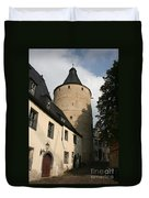 Castle Yard Duvet Cover