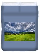 Castlerigg Stone Circle Duvet Cover
