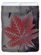 Castor Leaf Duvet Cover