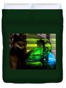 Cat Tonic Duvet Cover