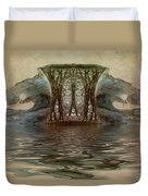Catacombs Duvet Cover