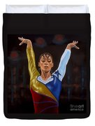 Catalina Ponor Duvet Cover
