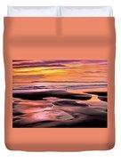 Catalina Sunset Duvet Cover