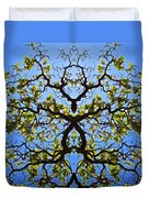 Catalpa Tree Duvet Cover