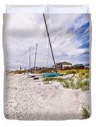 Catamaran Duvet Cover