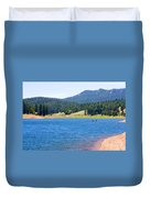 Catamount Fishermen Duvet Cover