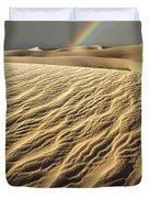 Catch A Rainbow Duvet Cover