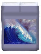 Catch Another Wave Duvet Cover
