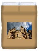 Cathedral And Church Of Our Lady  Duvet Cover