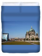 Cathedral And Humboldt Box Duvet Cover