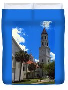 Cathedral Basilica Duvet Cover