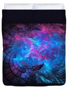 Cathedral Calamity Duvet Cover
